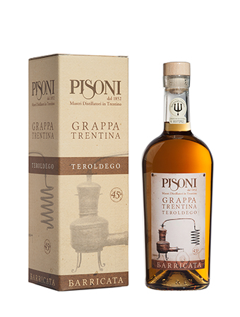 Teroldego Barrique Grappa