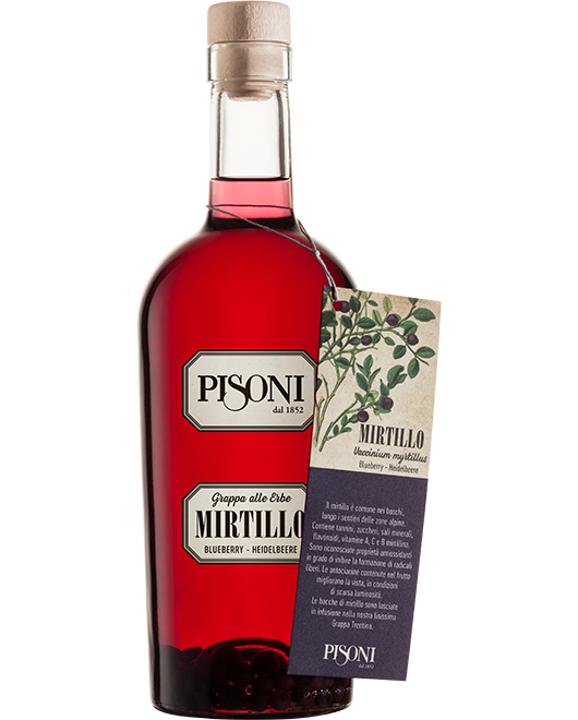 Grappa Mirtillo